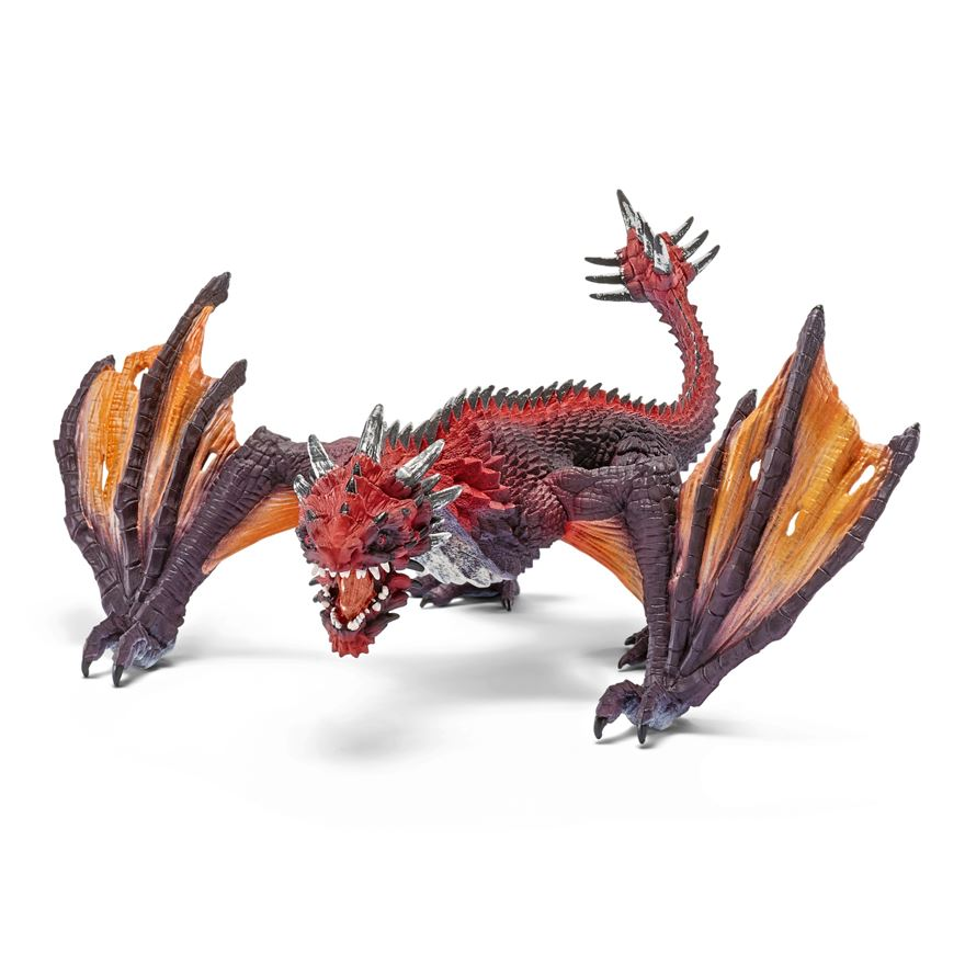 Schleich Dragon Fighter
