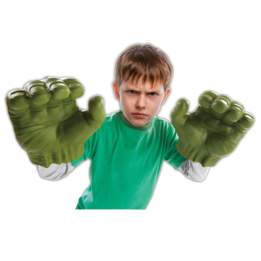 Avengers Age of Ultron Hulk Gamma Grip Fists image-0