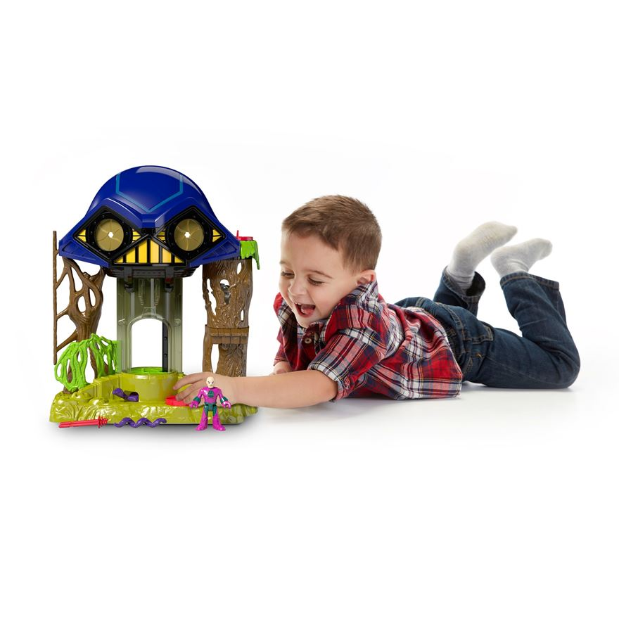 Fisher-Price Imaginext SF Hall of Doom image-0