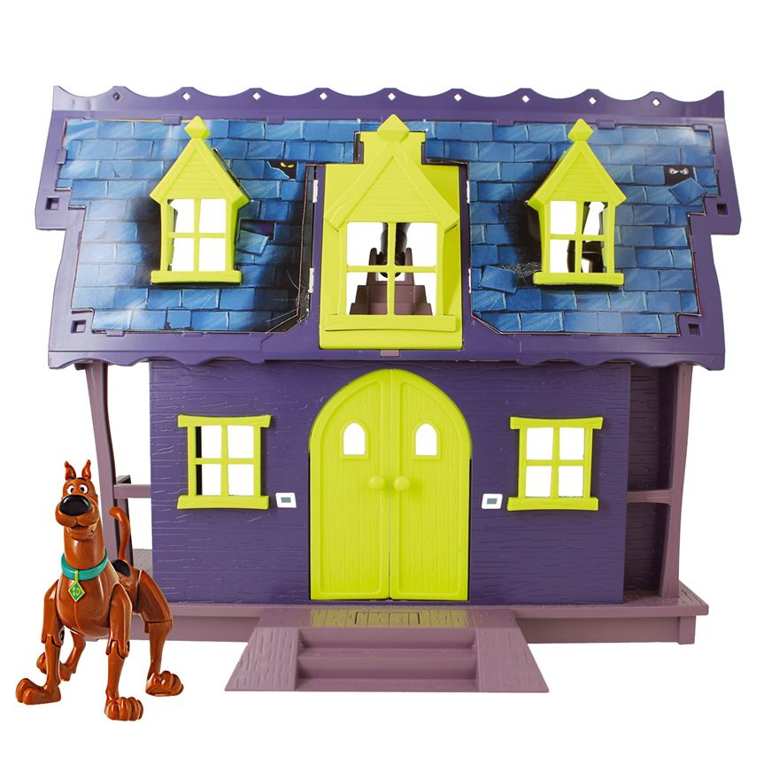 Scooby Doo Mystery Mansion Playset image-0
