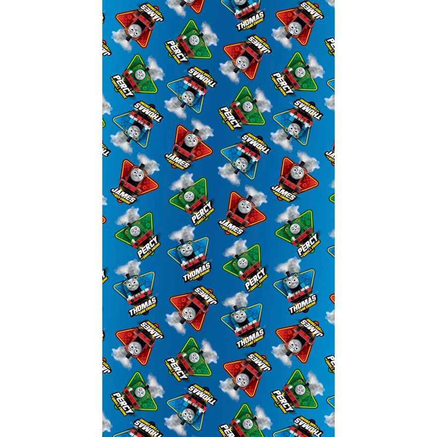 Thomas & Friends 4M Wrapping Paper