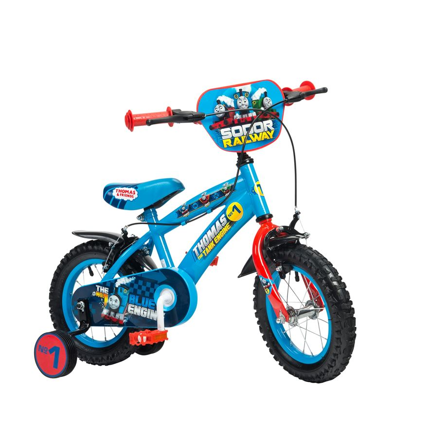 12 Inch Thomas The Tank Bicycle image-0