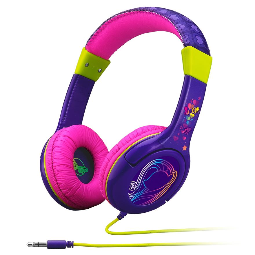 My Little Pony Rainbow Rocks Headphones image-0