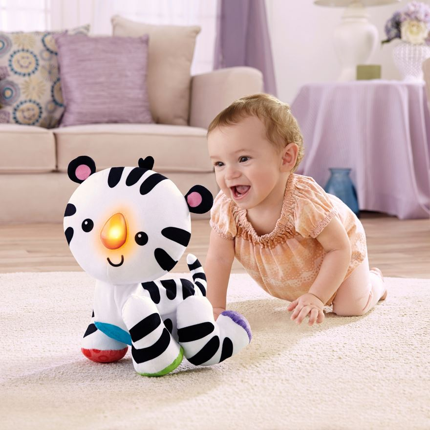 Fisher-Price Touch 'n Crawl Tiger image-0