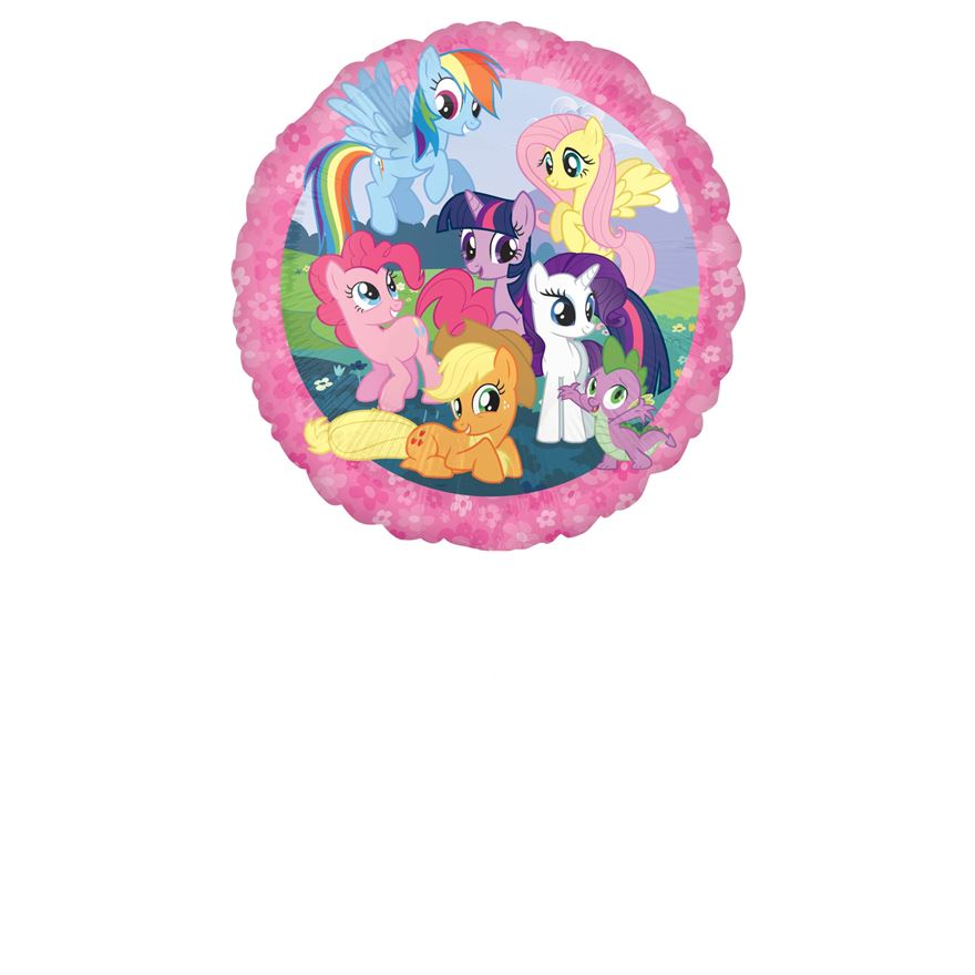 My Little Pony Foil Balloon