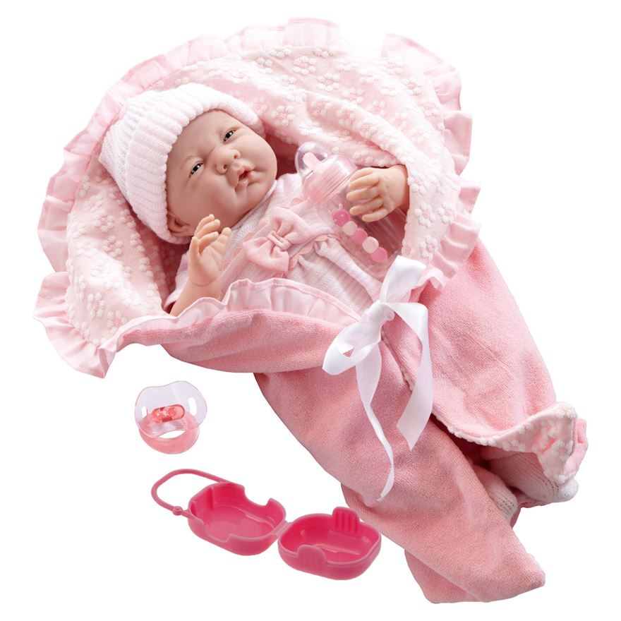 39cm La Newborn with accessories