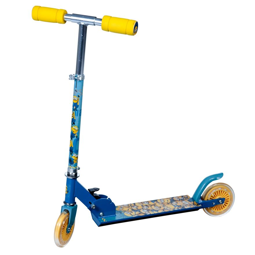 Minions Inline Scooter image-0