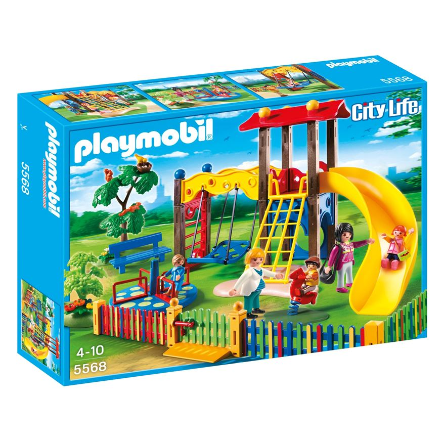 Playmobil Children's Playground 5568 image-0