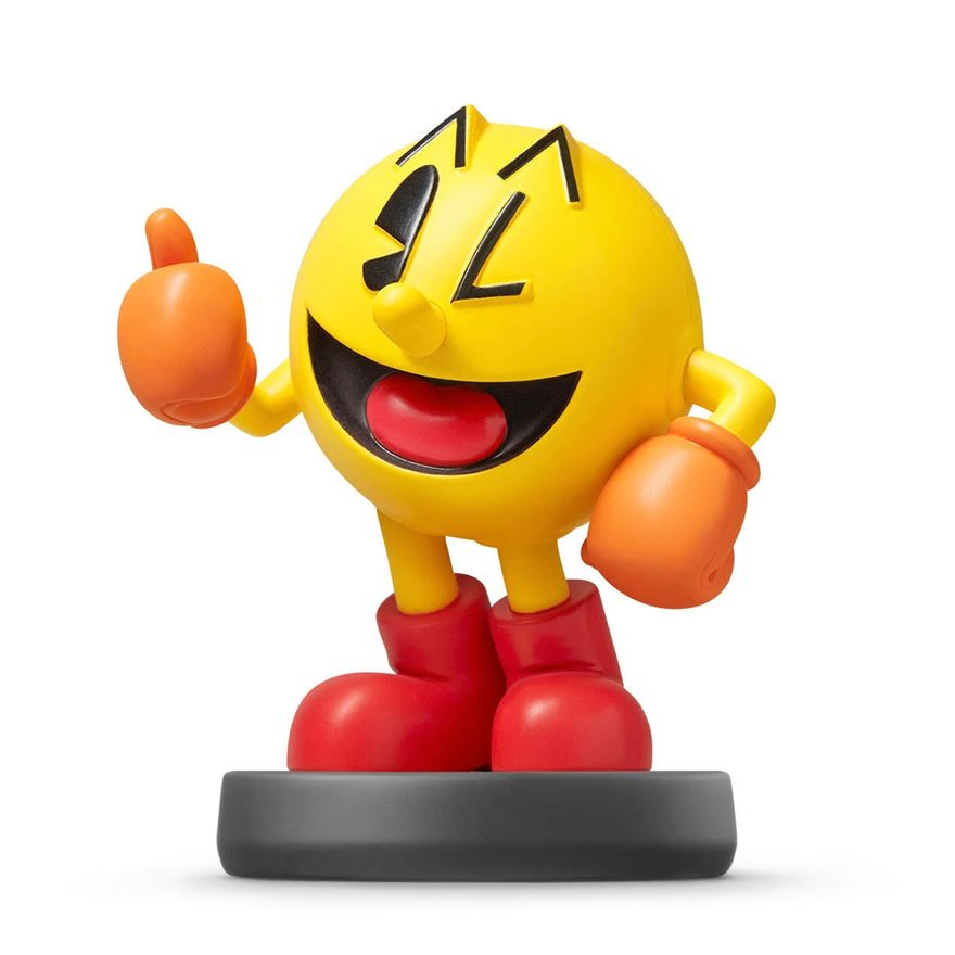 Nintendo amiibo Pac-Man Super Smash Bros Series image-0
