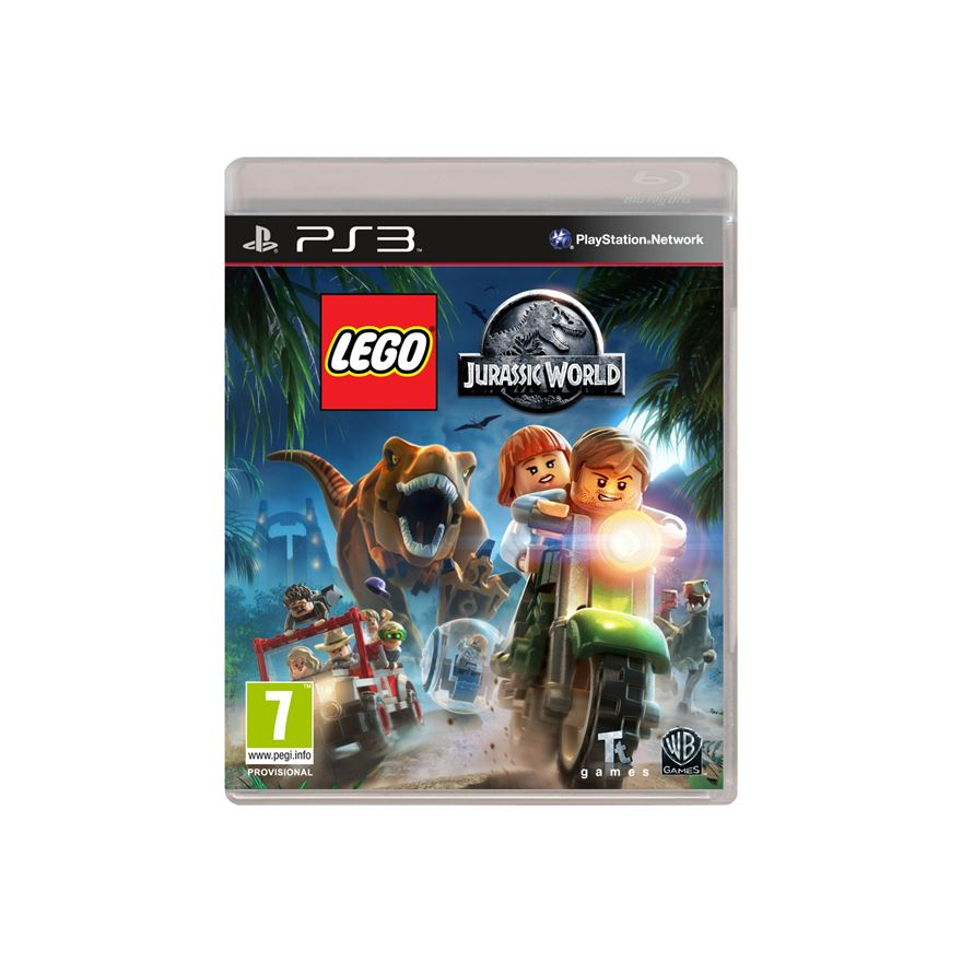 LEGO Jurassic World PS3 image-0