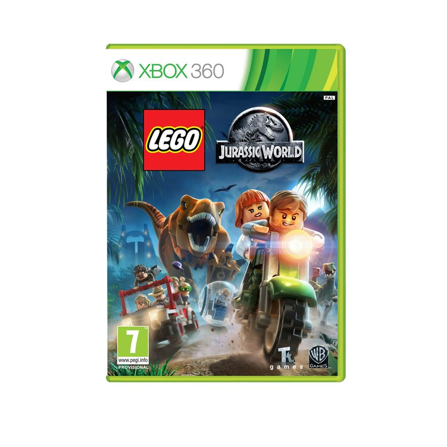 LEGO Jurassic World X360 image-0