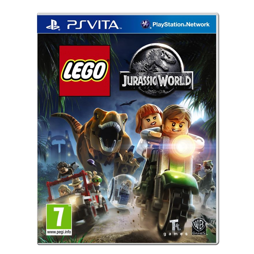 LEGO Jurassic World PS Vita
