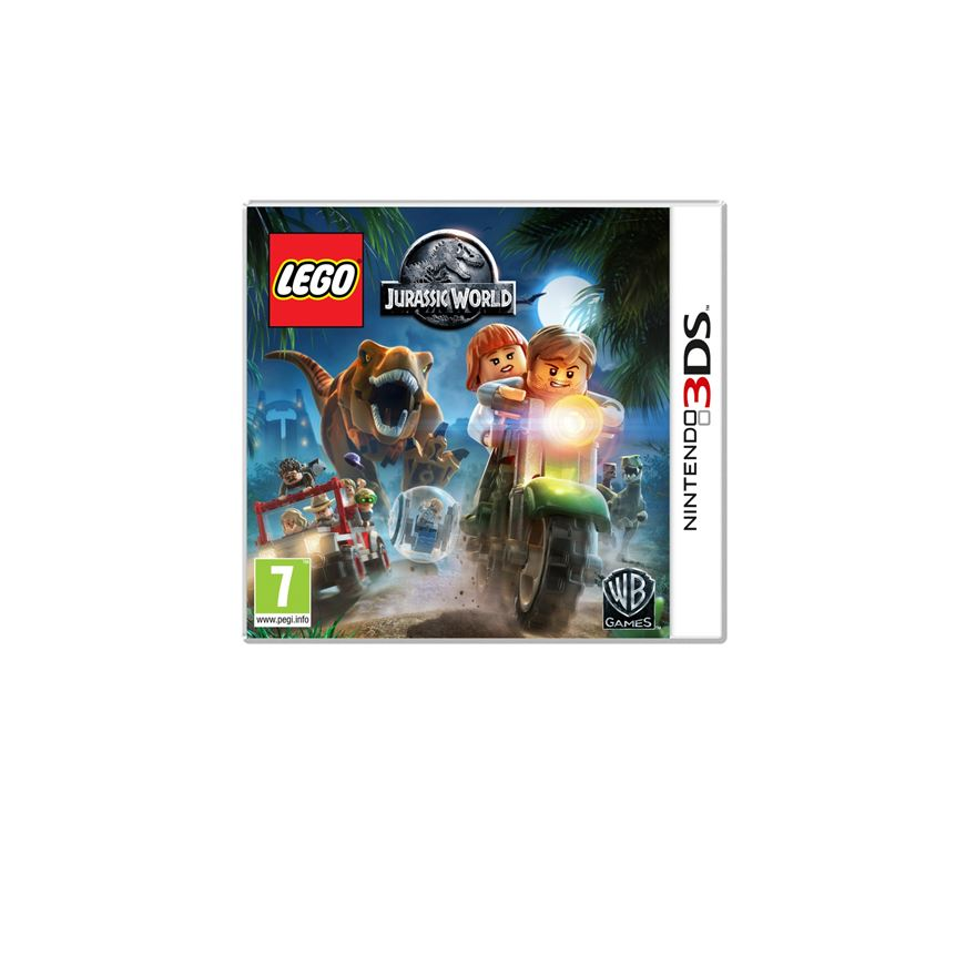 LEGO Jurassic World 3DS image-0