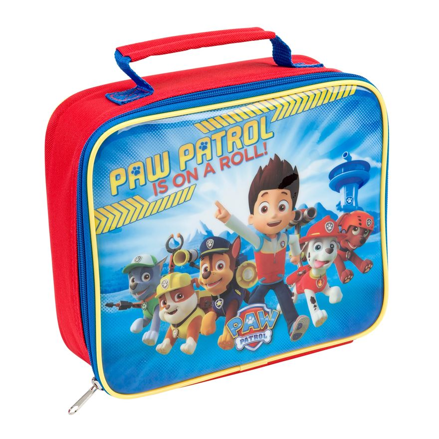 Paw Patrol Rectangular Lunch Bag image-0