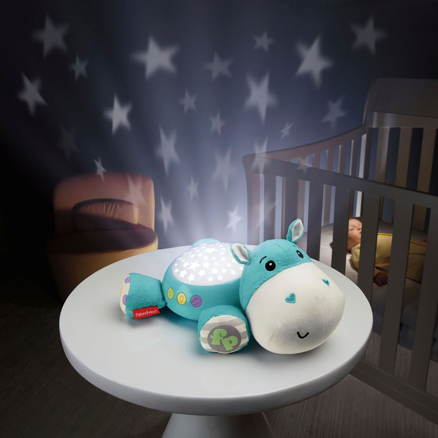 Fisher-Price Cuddle Projection Soother image-0