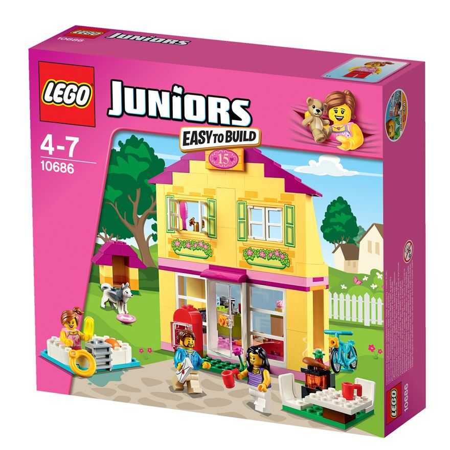 LEGO Juniors Family House 10686 image-0