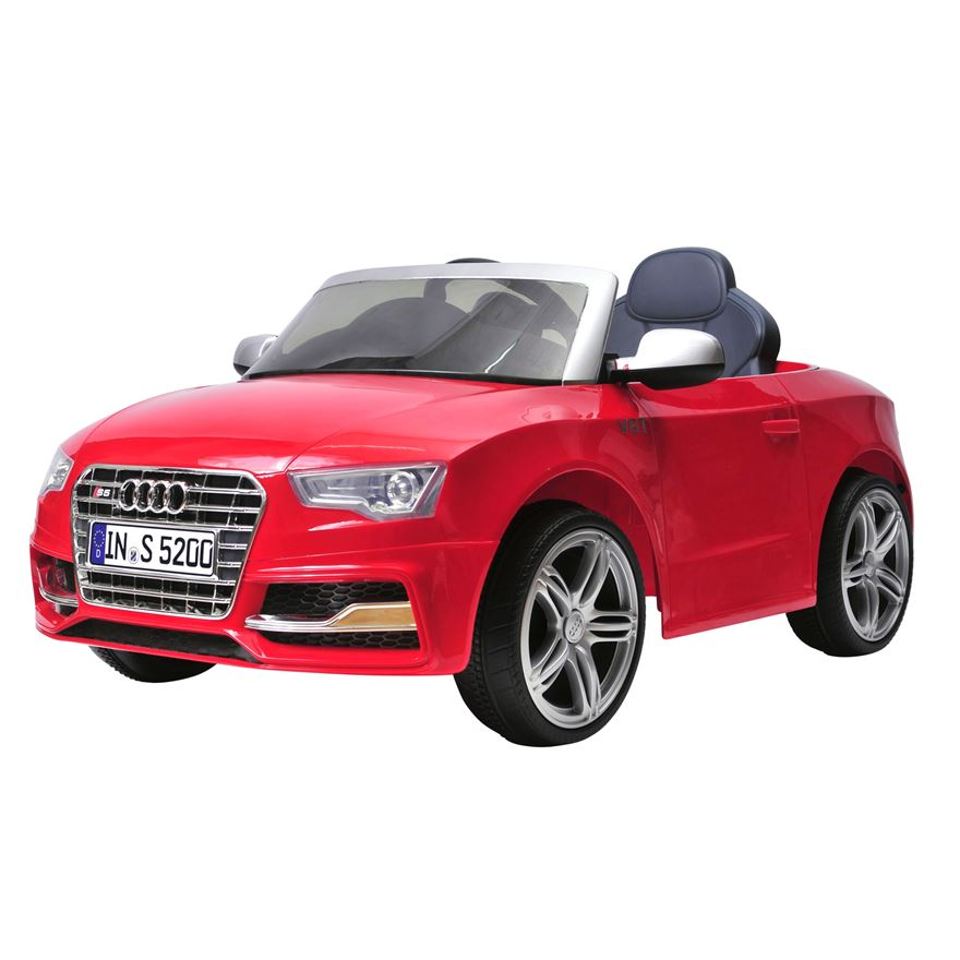 Audi S5 Cabriolet 6V Ride-on image-0