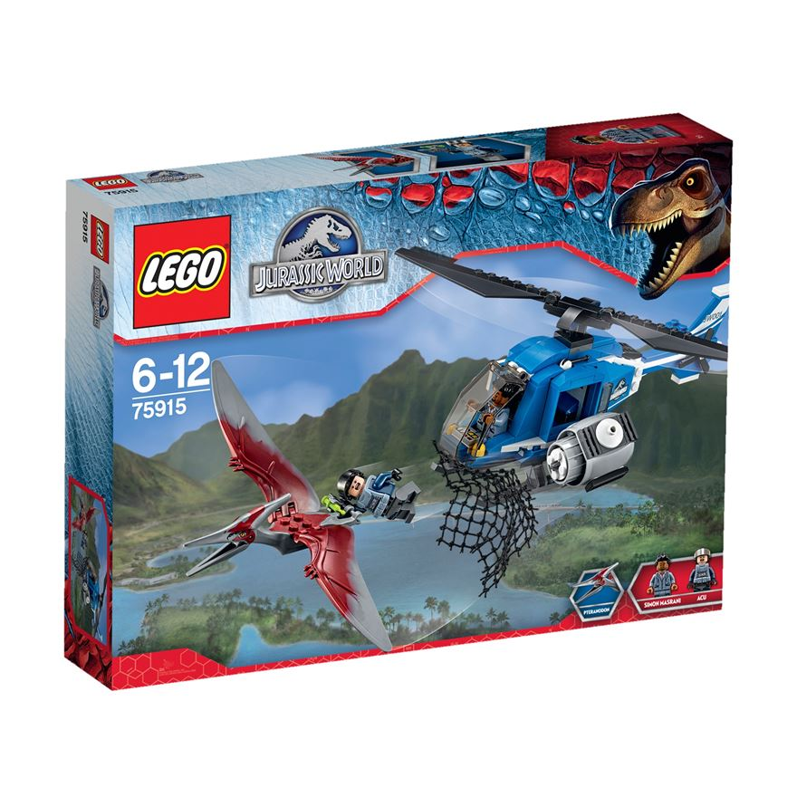 LEGO Jurassic World Pteranodon Capture 75915 image-0