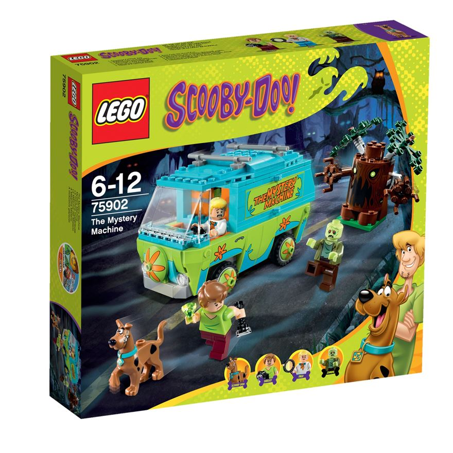 LEGO Scooby Doo - The Mystery Machine 75902 image-0