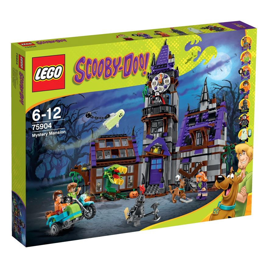 LEGO Scooby Doo -  Mystery Mansion 75904 image-0