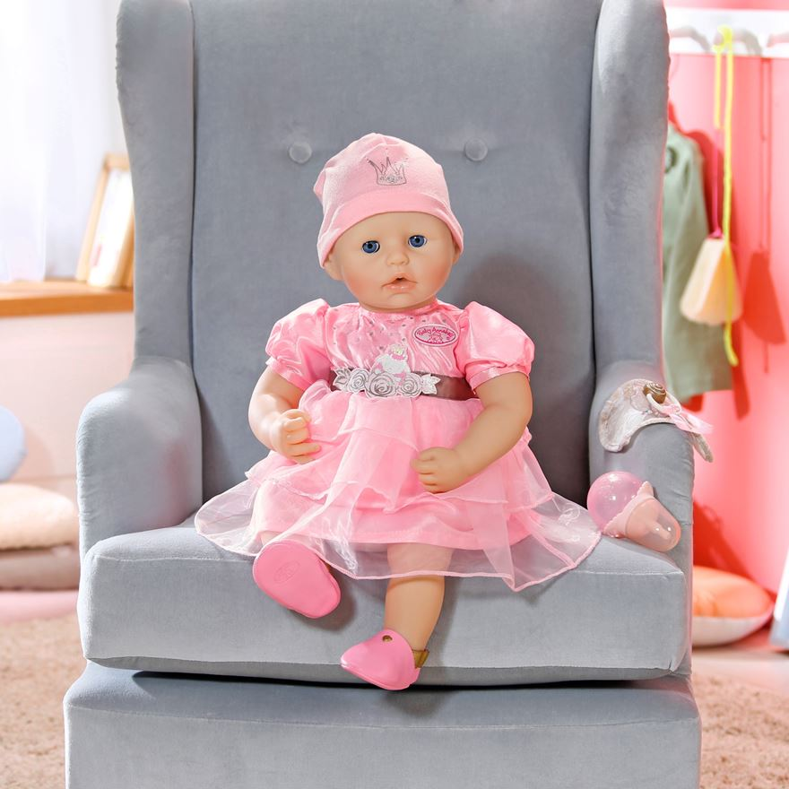 Baby Annabell Sweet Princess Doll image-0