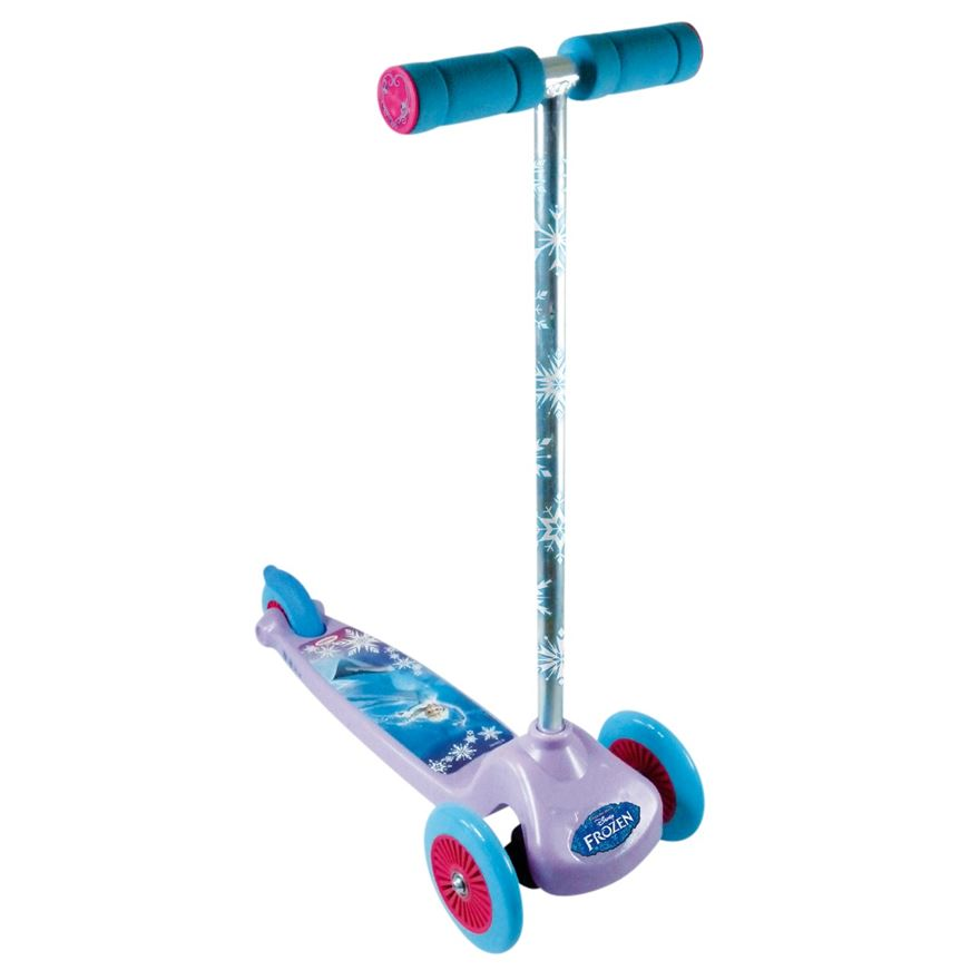 Frozen Move n Groove Scooter image-0