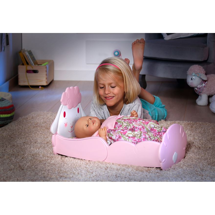Baby Annabell Sheep Bed image-0