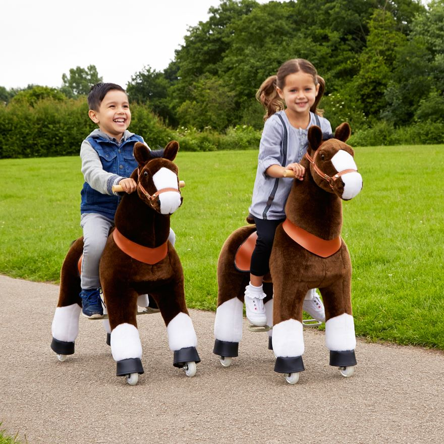 Pony Cycle Ride-On image-0