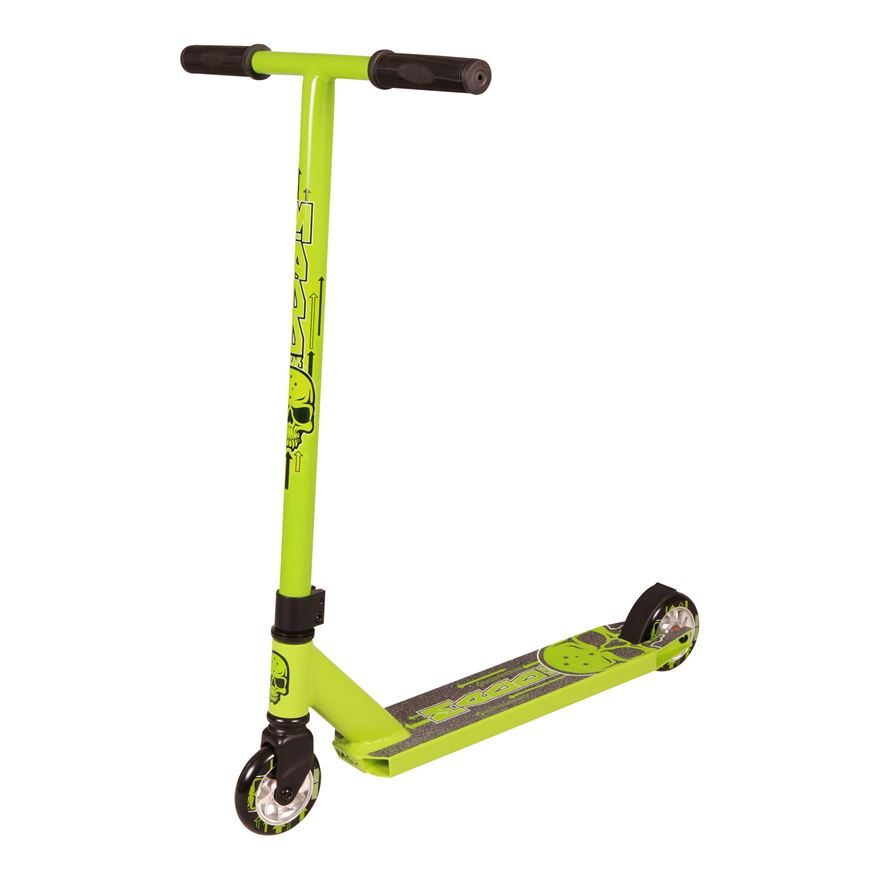 Madd Gear Whip Extreme Scooter - Lime image-0