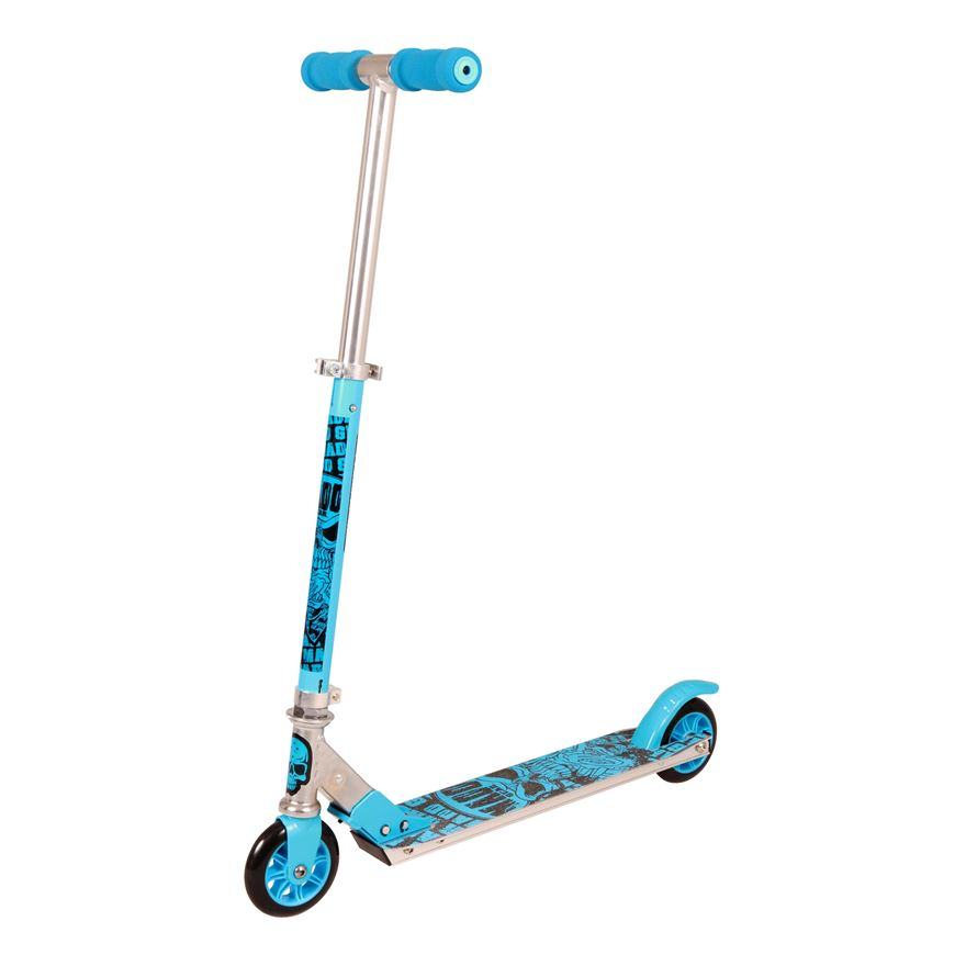 Madd Gear Alloy Kick Scooter -Blue image-0