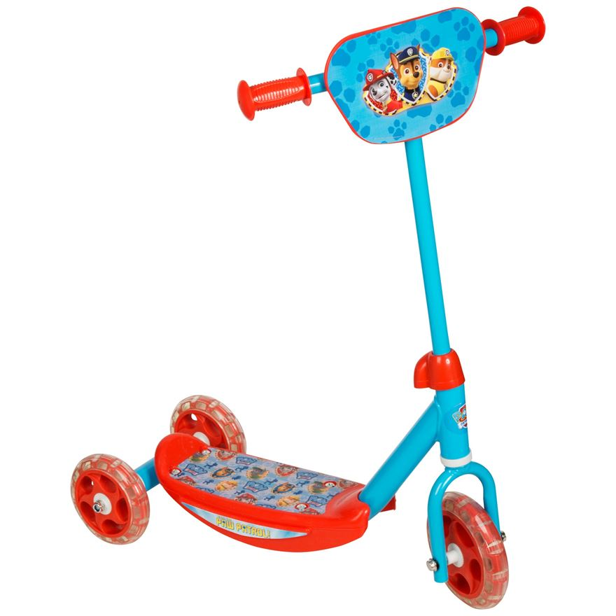 Paw Patrol Tri Scooter image-0