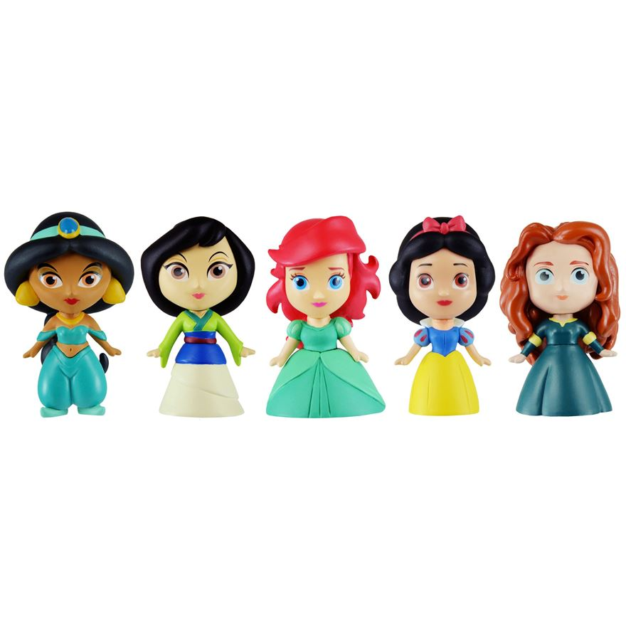 Disney Princess Buildable Figures Series 1 - Assortment image-0