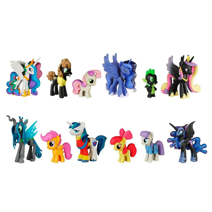 My Little Pony Mystery Mini Figures Blind Box Series 3 image-0