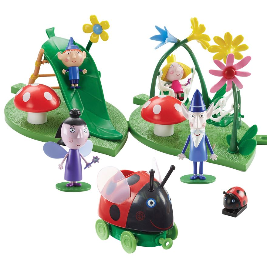 Ben & Holly Garden Adventure Playset image-0