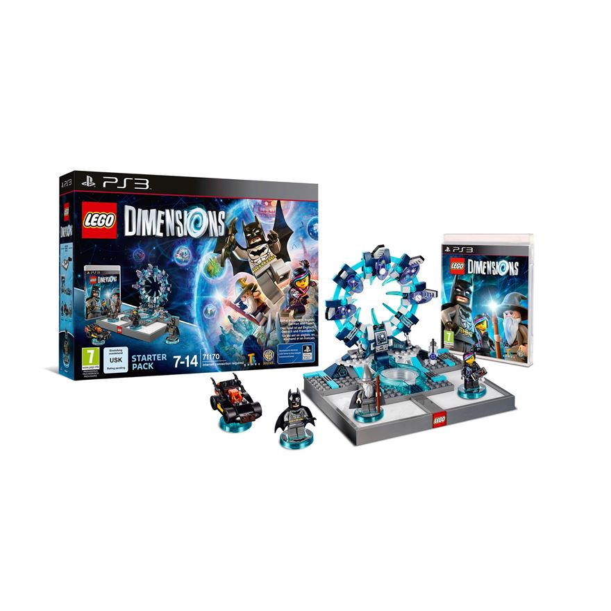 LEGO Dimensions Starter Pack PS3 image-0