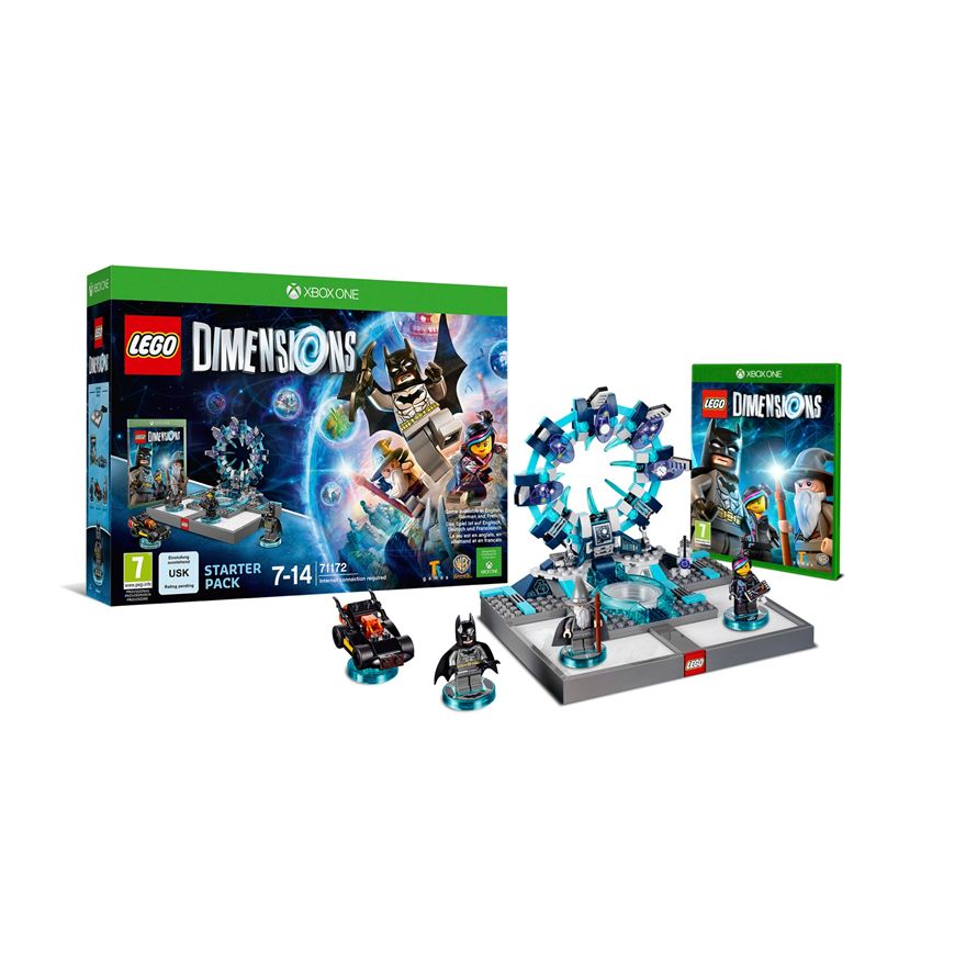 LEGO Dimensions Starter Pack Xbox One image-0
