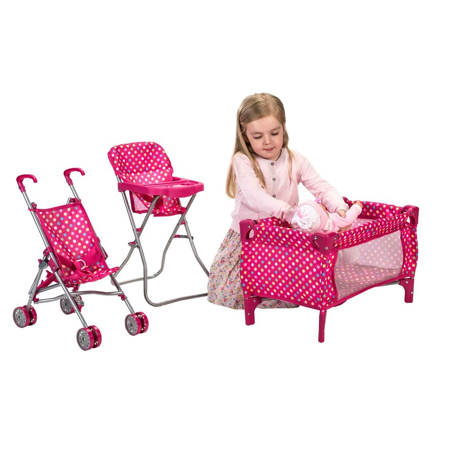 Baby Doll Nursery Playset image-0