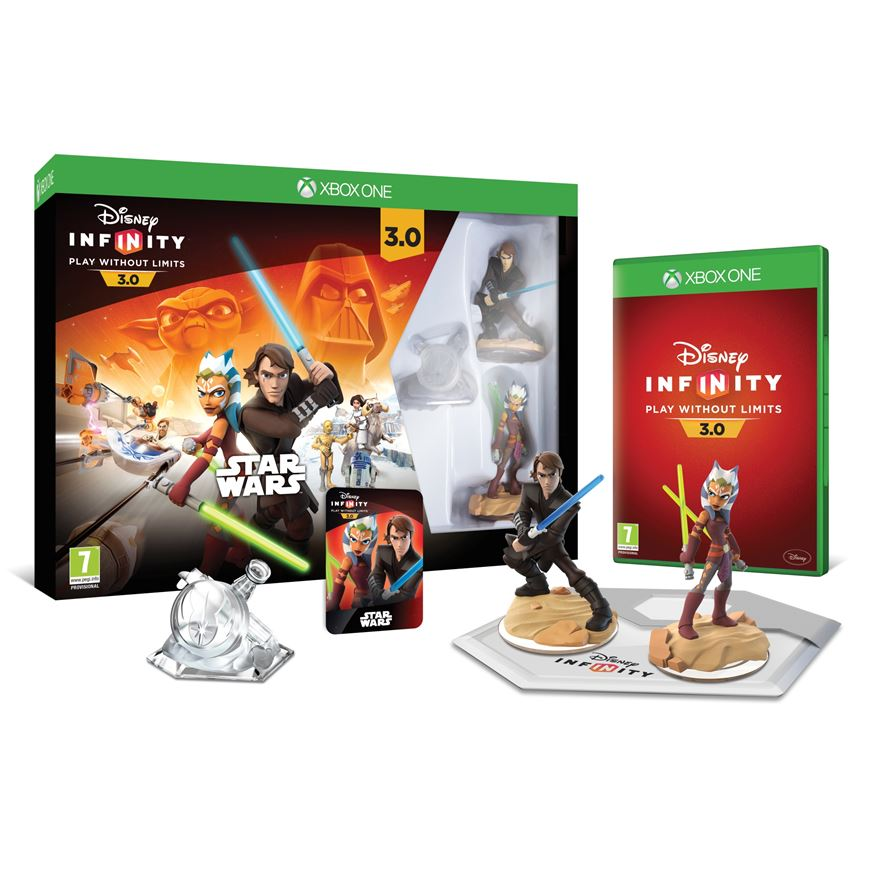 Disney Infinity 3.0: Star Wars™ Starter Pack Xbox One image-0