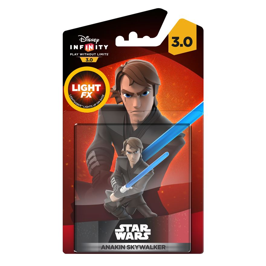Disney Infinity 3.0 Light Up Anakin Figure