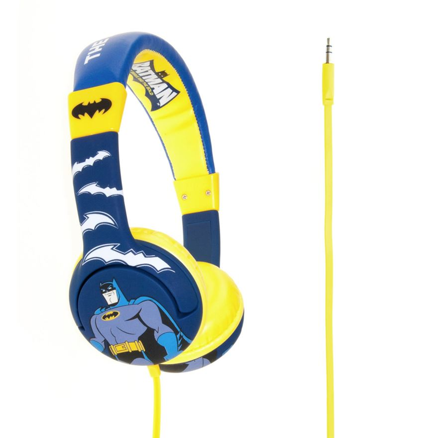 "Batman ""The Brave & the Bold"" Junior Headphones image-0"