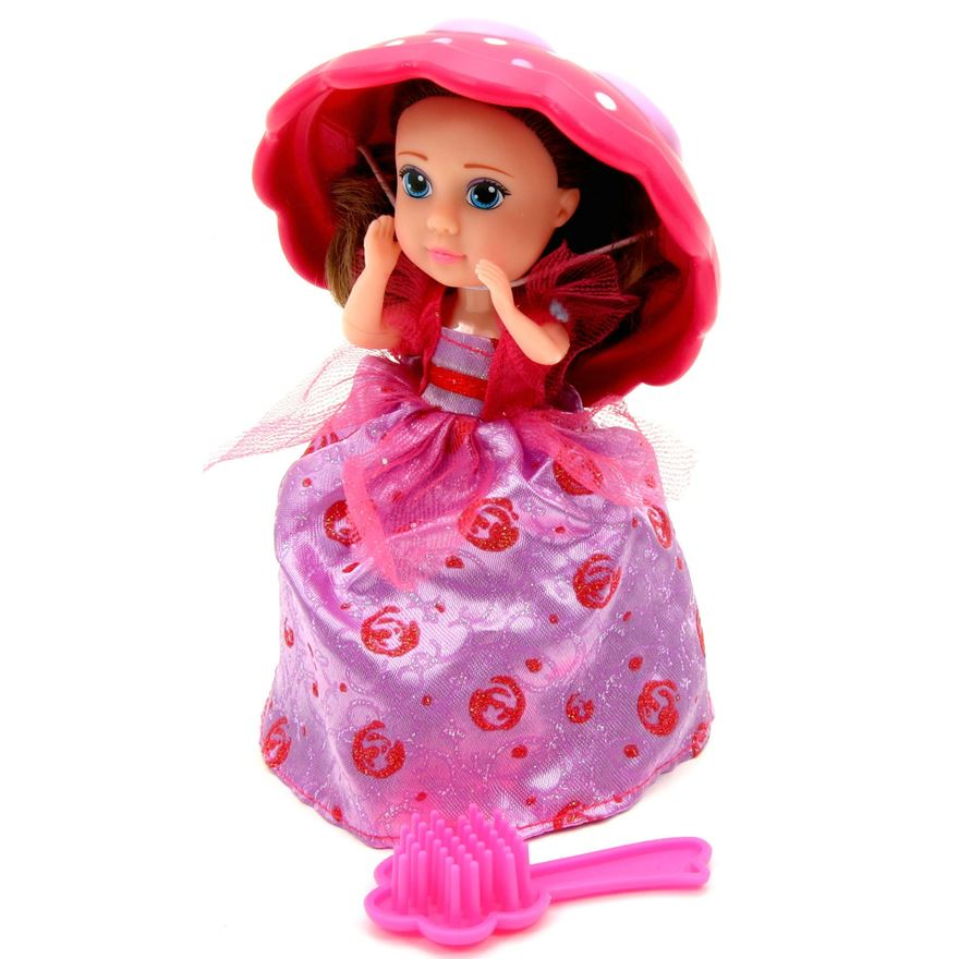 Cupcake Surprise Princess Ailly Doll image-0