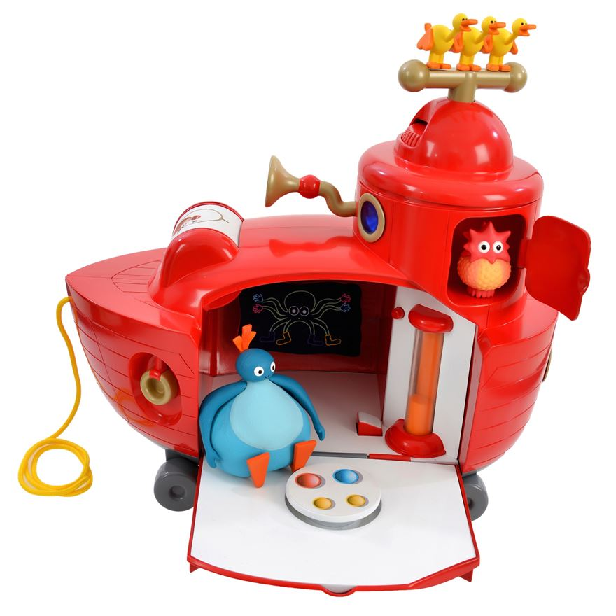 TwirlyWoos The Big Red Boat image-0