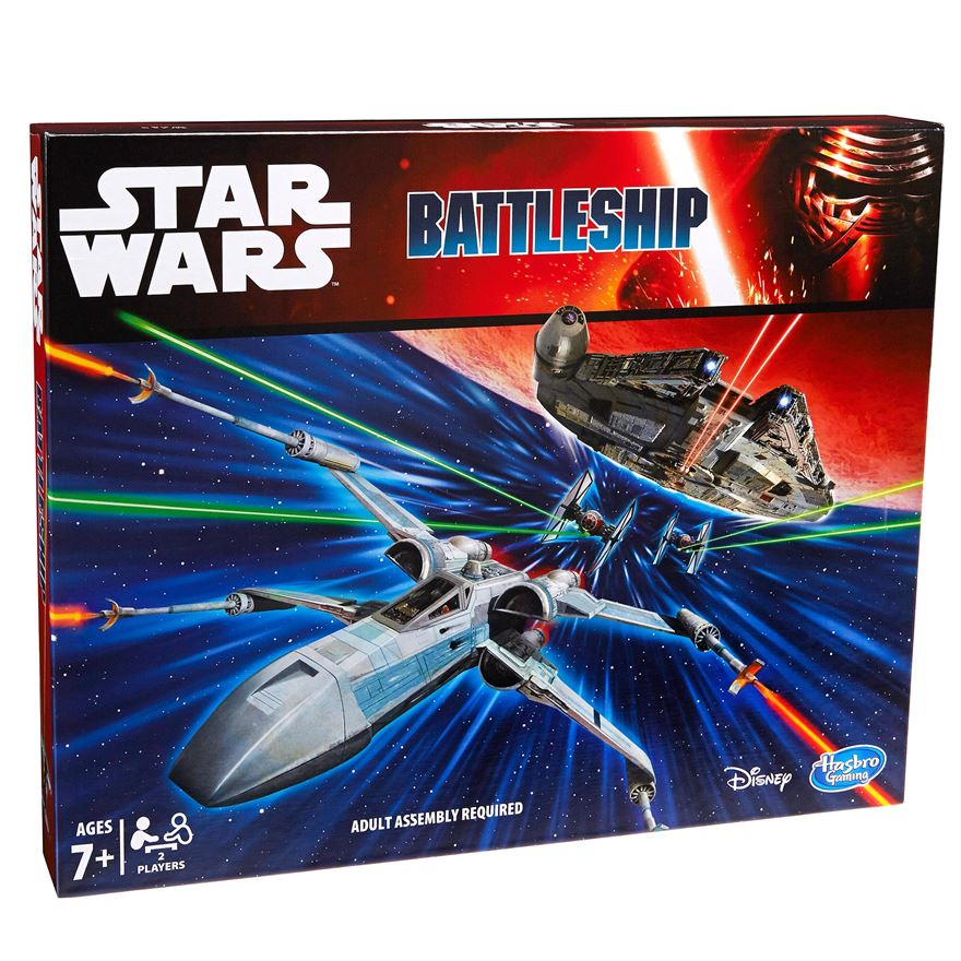 Star Wars Battleship Game image-0