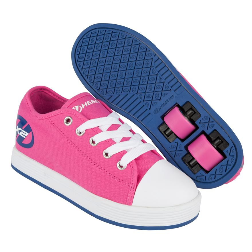 Heelys Fresh Fuchsia/Navy UK 12 image-0