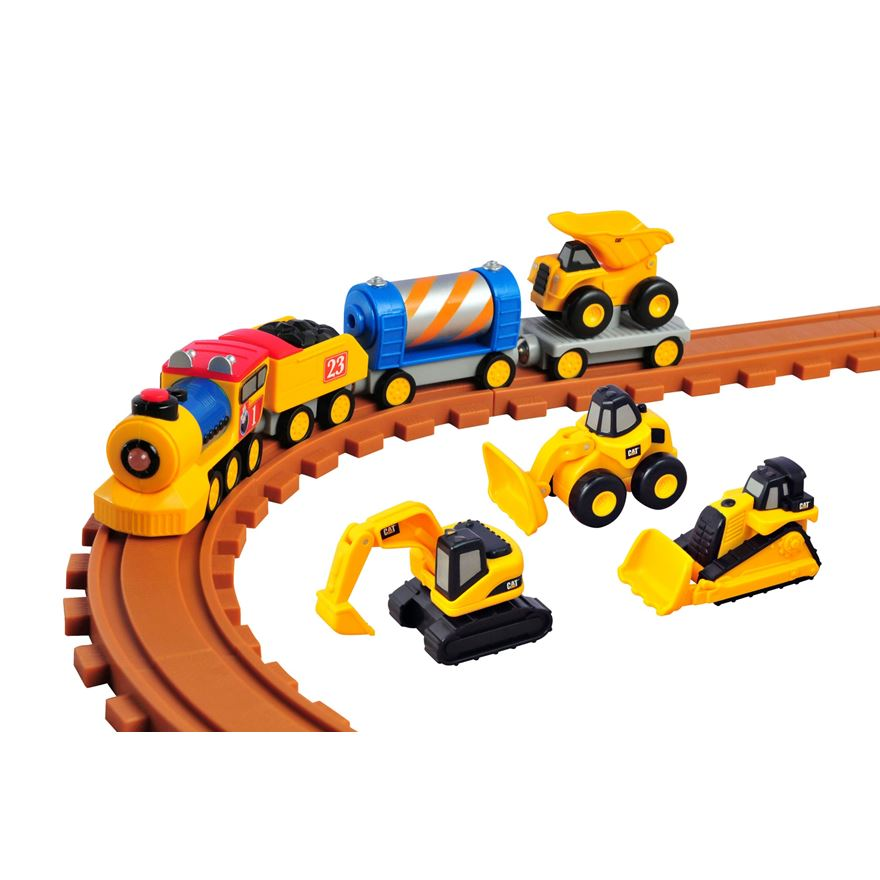 CAT Preschool Express Train image-0