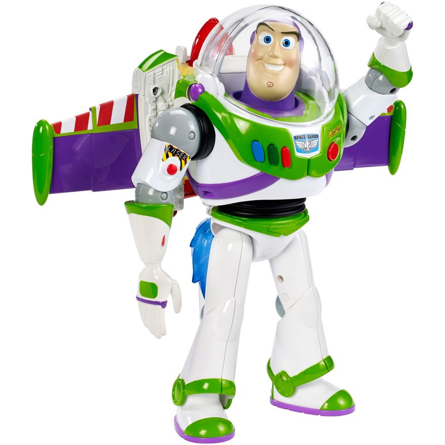 Disney Toy Story Rocket Blast Buzz Lightyear image-0