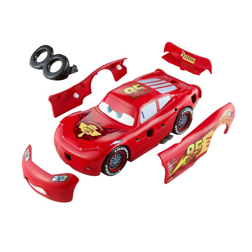 Disney Cars Design and Drive Lightning Mc Queen image-0
