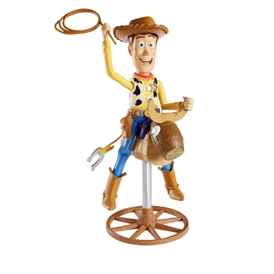 Toy Story Bull Ridin Woody image-0
