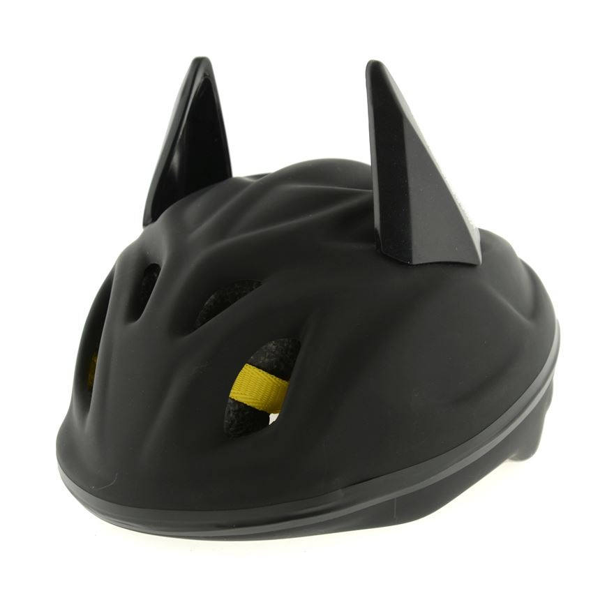 Batman 3D Safety Helmet (Size 53-56cm) image-0