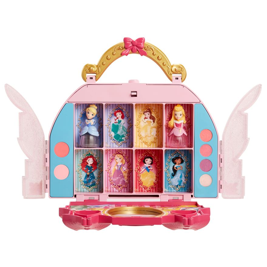 Disney Princess Little Kingdom Cosmetic Castle Vanity Set image-0